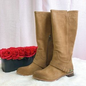 Ugg suede Channing riding boot 7